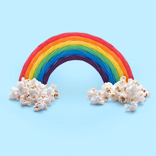 """Rainbow Candy"" por Paul Fuentes 