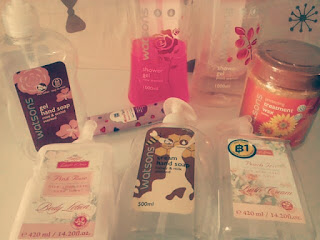 Watsons Thailand Products Review