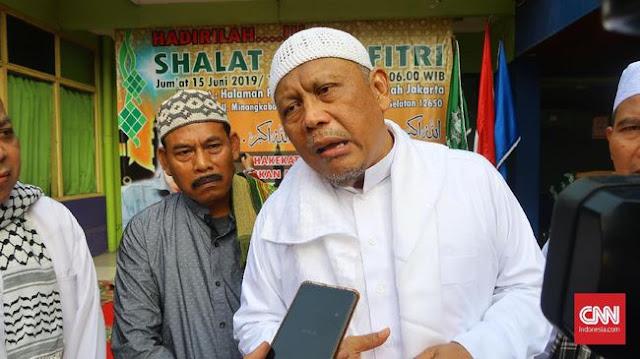 Eggi Sudjana Minta Lembaga Survei LSI Denny JA Tutup Warung Aja