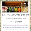 Kali's Kreations Before Baby Giveaway!- Chloe Underwood Designs
