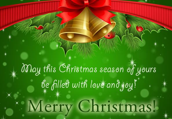 Merry Christmas Wishes Text Images