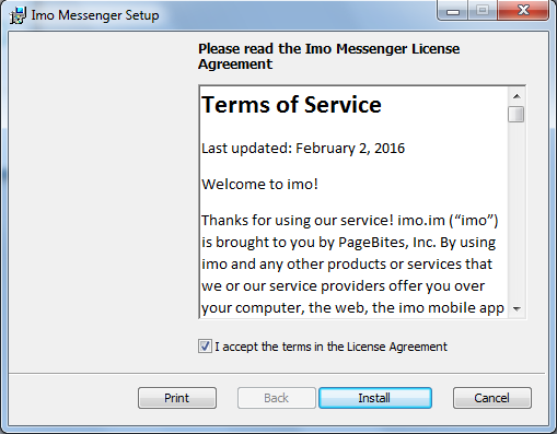 IMO for Windows 10 & others Download - IMO Messenger for PC