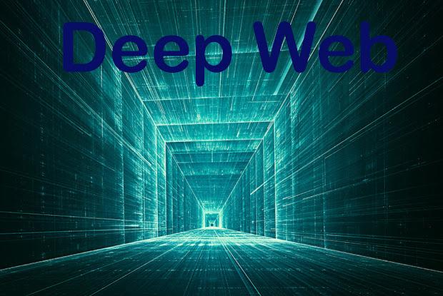 Surface Deep Web Dark - Year of Clean Water