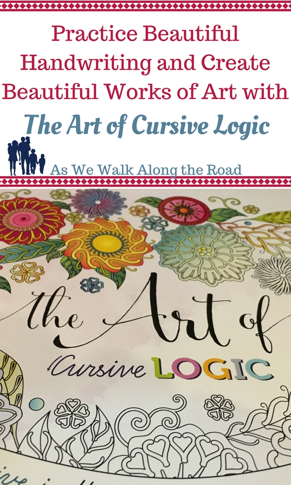 Practice beautiful handwriting and create beautiful works of art the art of cursive logic review fandeluxe Gallery