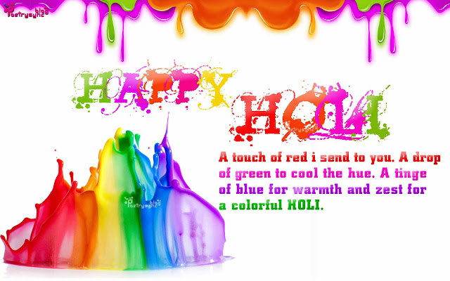Happy Holi 2017 HD Wallpapers free Download