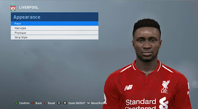 PES 2017 Faces Naby Keita by ABW_FaceEdit