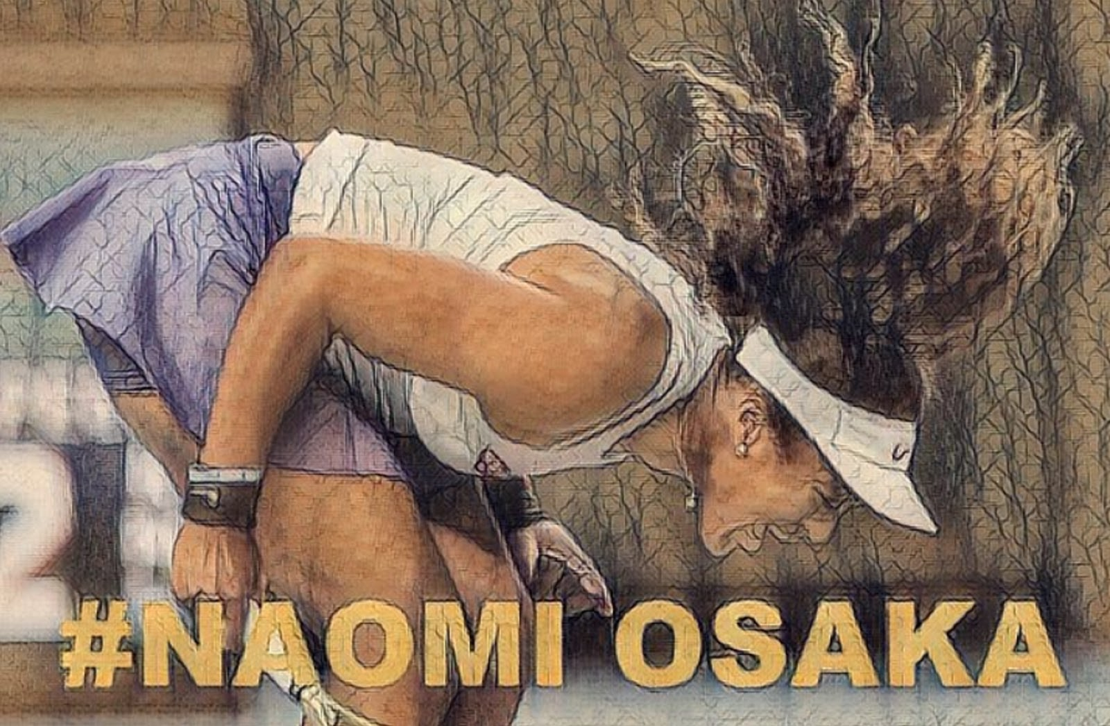 NAOMI OSAKA 2
