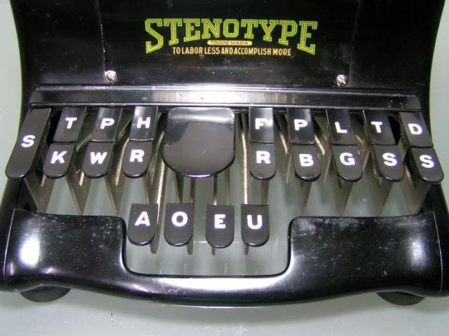 Stenotype