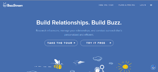 Buzzstream Link Building + Digital PR Tools