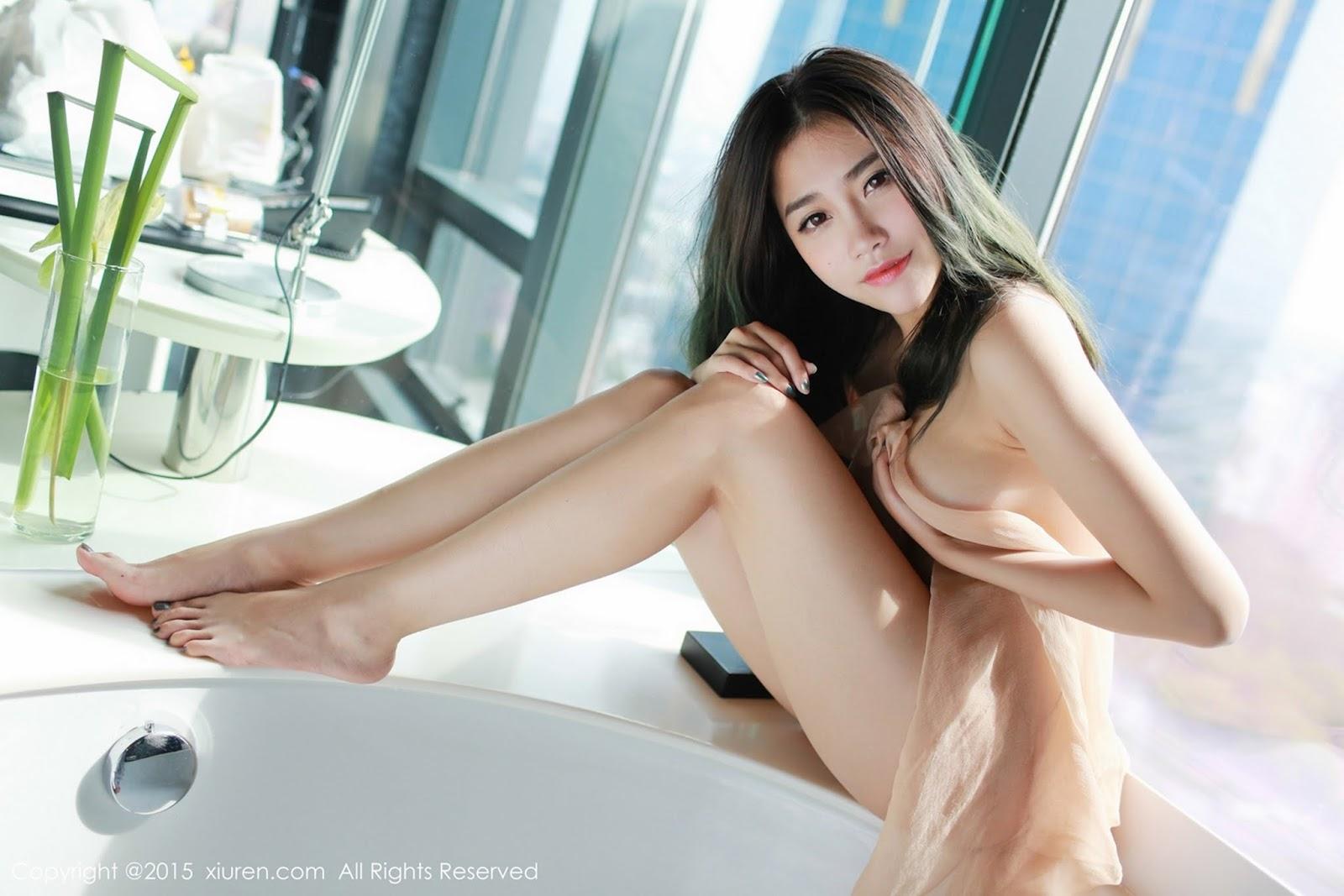 0032 - Beautiful Sexy Naked XIUREN NO.271 SABRINA