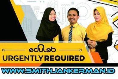Lowongan Edulab Pekanbaru Juli 2018