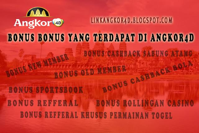Bonus Bonus Yang Terdapat Di Angkor4D