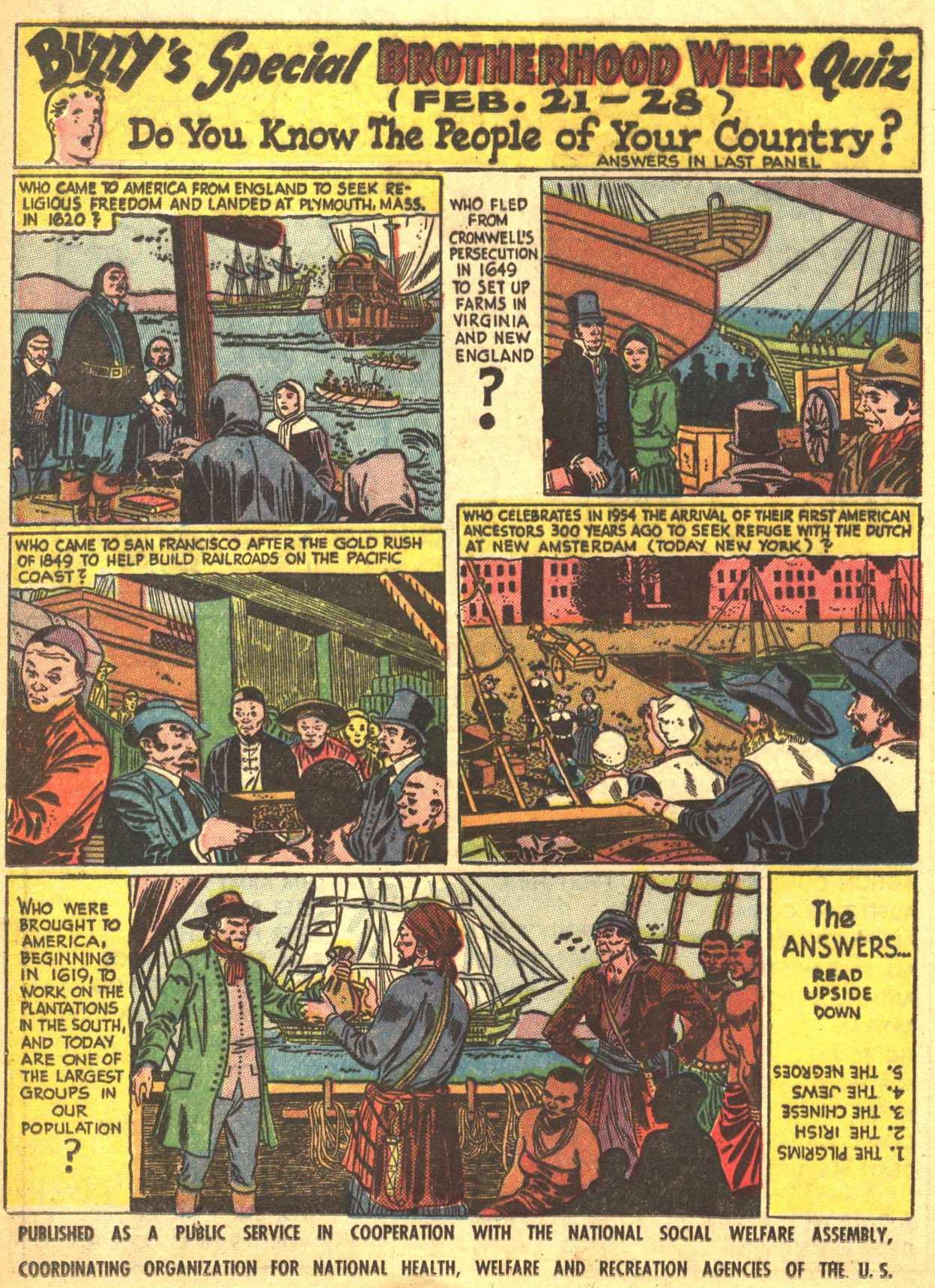 Read online Detective Comics (1937) comic -  Issue #206 - 13