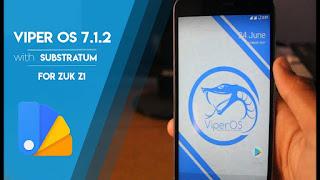 Download ROM ViperOS Nougat 7.1.2 Untuk Redmi 5A (RIVA)