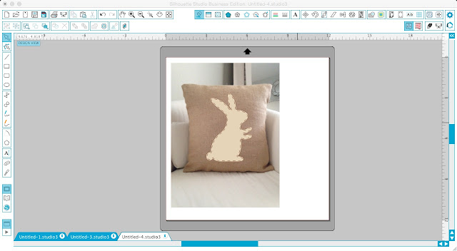 Silhouette Studio, Silhouette tutorial, Silhouette Cameo, mock-ups, mock ups, fill tool