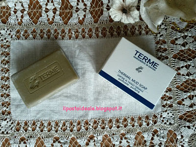 Terme Margherita di Savoia thermal mud soap
