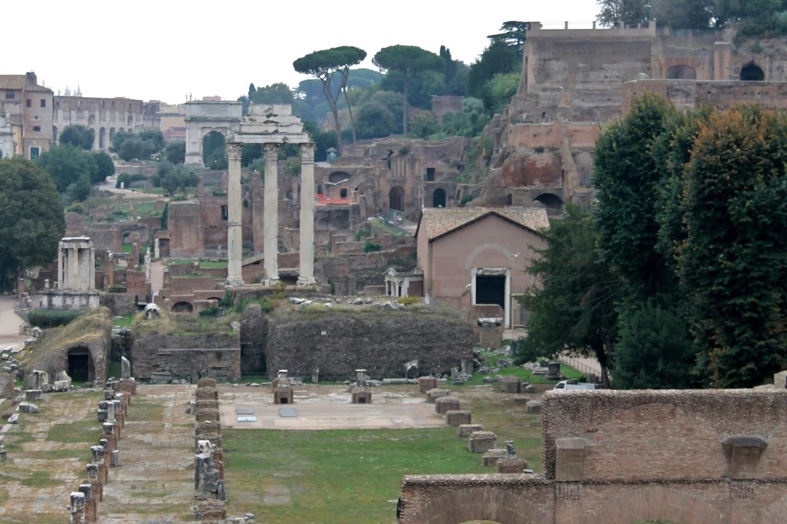 Amber Michaels Forum new liturgical movement: santa maria antiqua in the roman forum