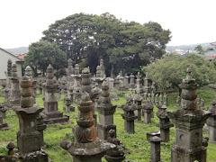 内藤家の墓