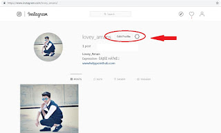 How to disable temporarily Instagram account.?