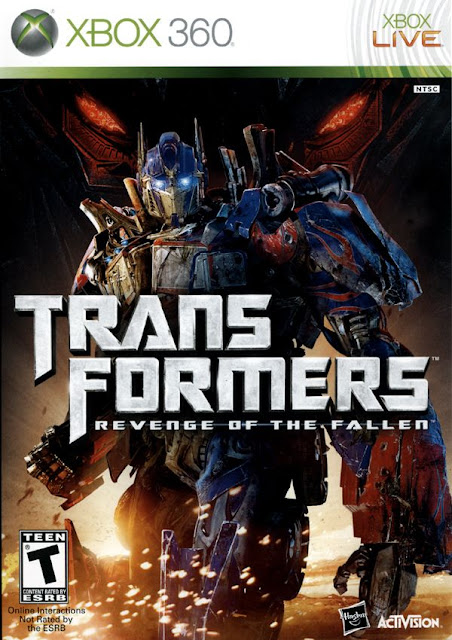 Transformers-Revenge-Of-The-Fallen-Download-Cover-Free-Game