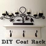 http://letsmakeitlovely.blogspot.com/2014/06/diy-entryway-coat-rack.html