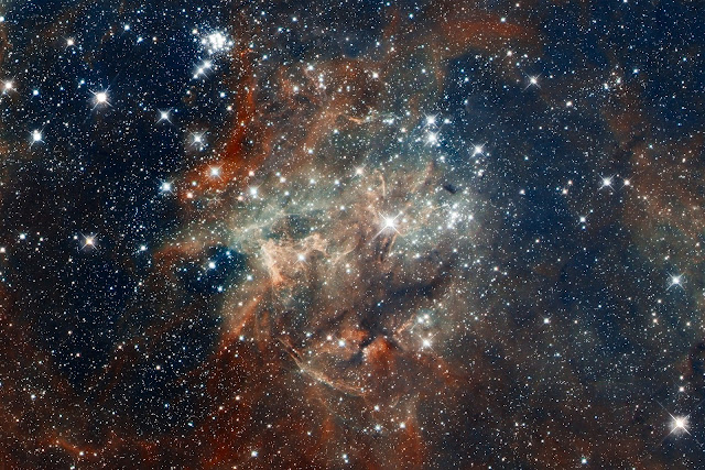 Star Cluster NGC 2060