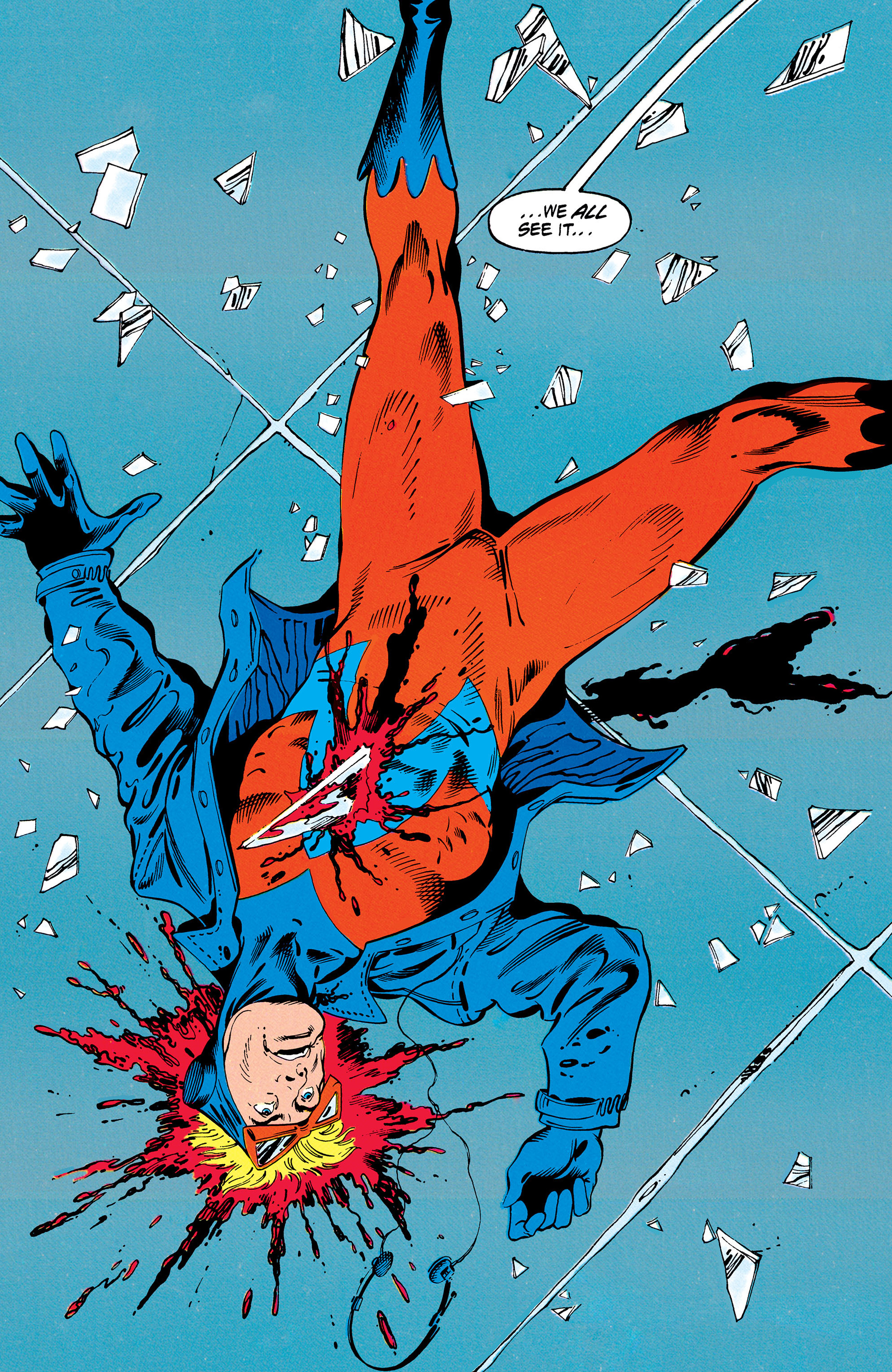 Read online Animal Man (1988) comic -  Issue #30 - 25