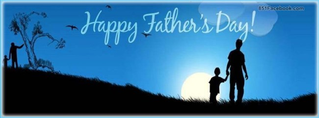 Happy Fathers's Day Facebook Timeline Cover Photos 2016, Whatsapp Display Pictures (DP)
