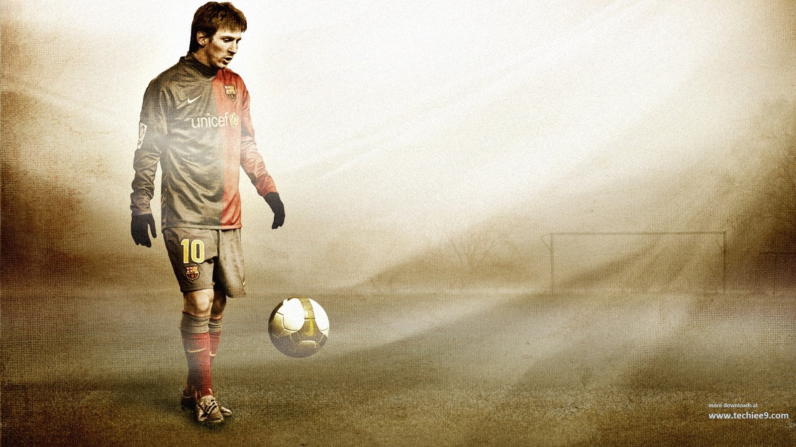 lionel messi best full hd 1920x1080 widescreen wallpaper - hd