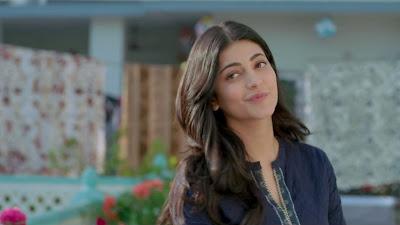 Shruti Haasan Facebook Profile HD Image