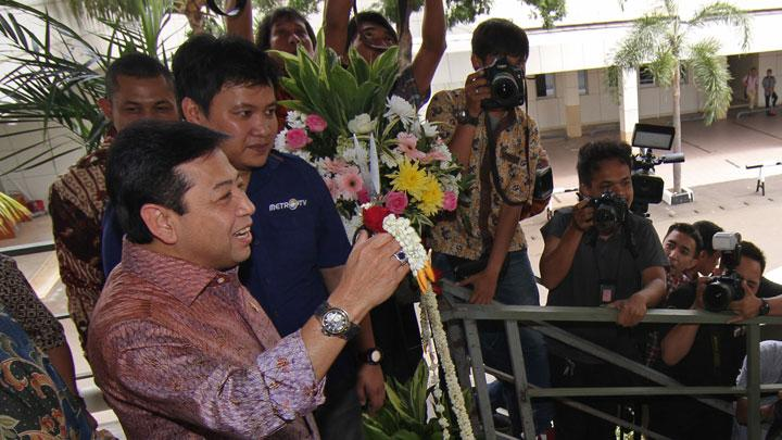 Akhirnya MetroTV Pecat Hilman, Wartawan Yang Sopiri Setya Novanto