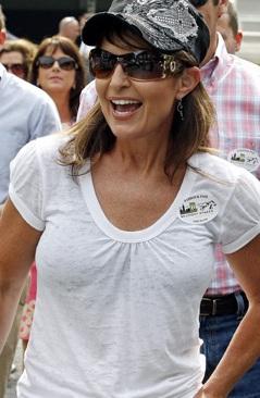 Sarah Palin Boob 37