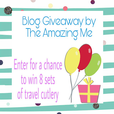 Blog Giveaway by The Amazing Me