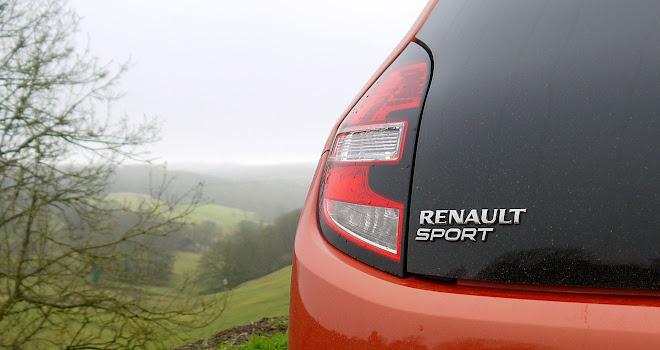 Renault Twingo GT badge