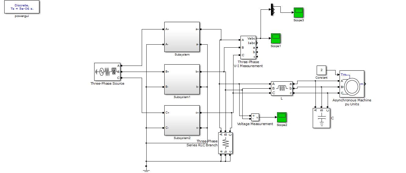 MATLAB Electrical IEEE +917207560923: A Single Phase Matrix