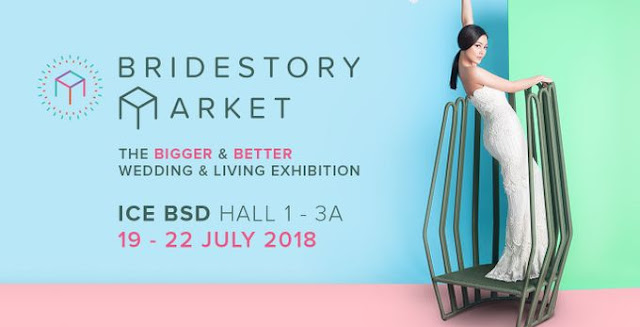 Mug-App at BIG EVENT WEDDING Bridestory Market July 2018