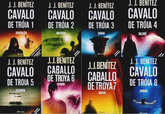 J.J.Benitez, Cavalo de Tróia