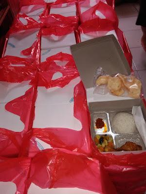 Paket Nasi Box Serang Cilegon Anyer 1