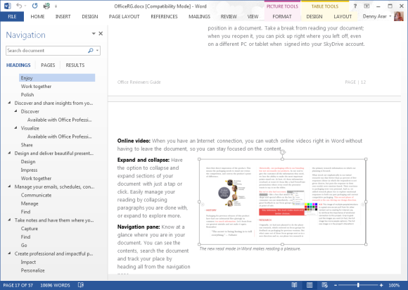 MicMicrosoft Office 2013 free download