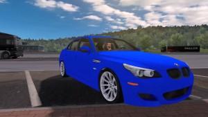 BMW M5 E60 V10 car mod