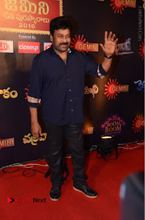 Chiranjeevi Stills at Gemini TV Puraskaralu Event  0007.JPG