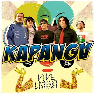Kapanga - Vive Latino 2012 (2012)