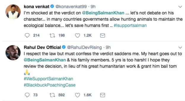 Peminat Mengamuk, Salman Khan Dipenjara 5 Tahun Akibat Membunuh 2 Ekor Antelop 20 Tahun Lepas