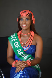 Face Of Arise Afrika Pageant Award Unveiled 2