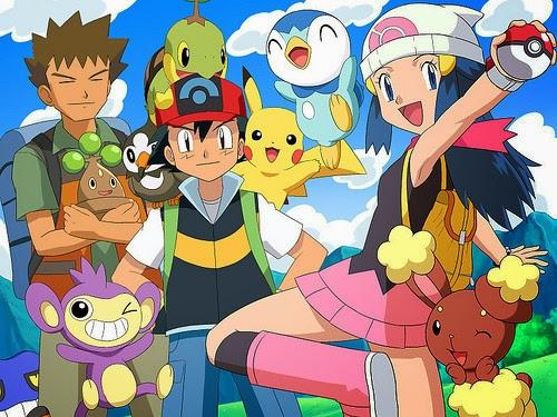 Pokémon: Diamante y Perla (51/51) (45MB) (HDL) (Latino) (Mega)