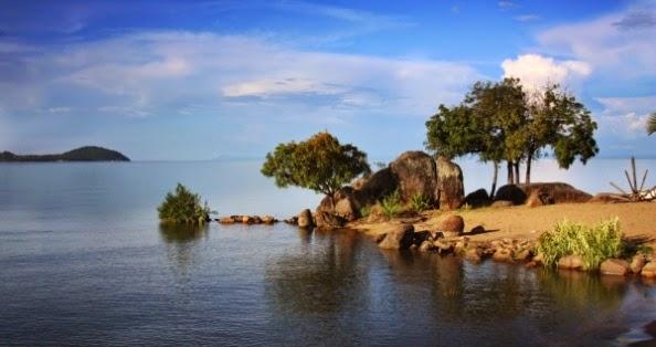 Lago Niasa y geologia