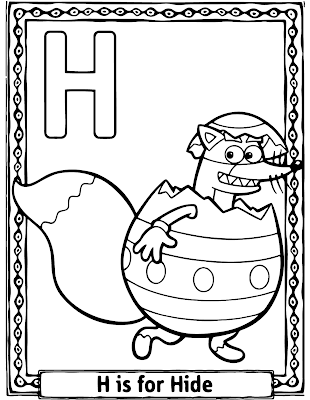 isa coloring pages - photo#22