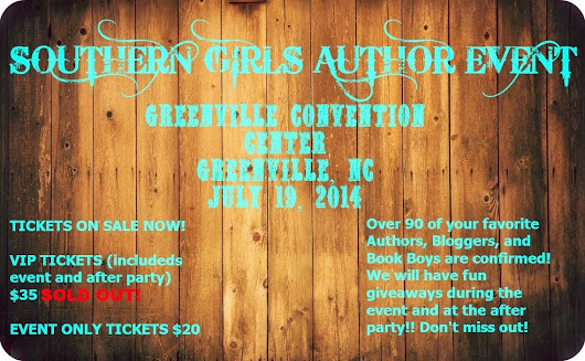 Southern Girls Author Event