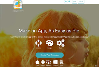 Appypie make Android app
