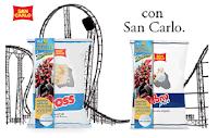 Logo San Carlo ti regala i biglietti omaggio per Mirabilandia